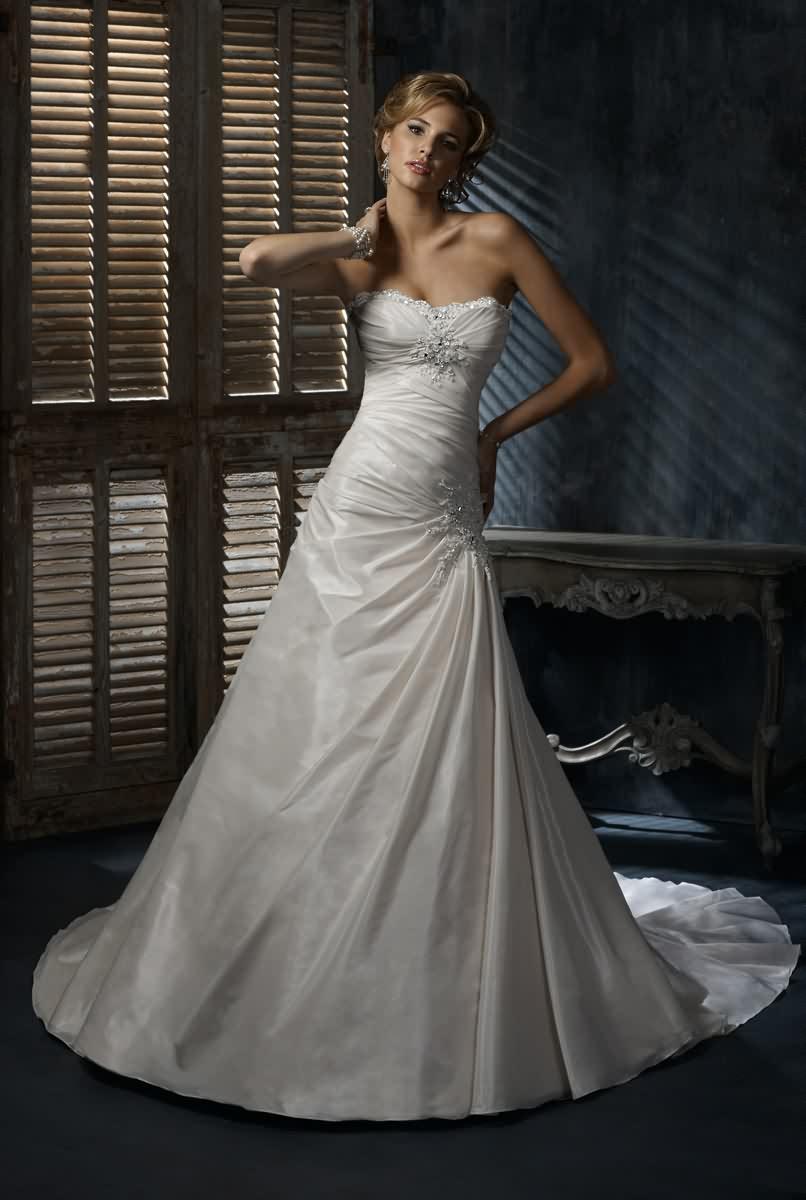 Výpredaj svadobných šiat! - AMANDA
