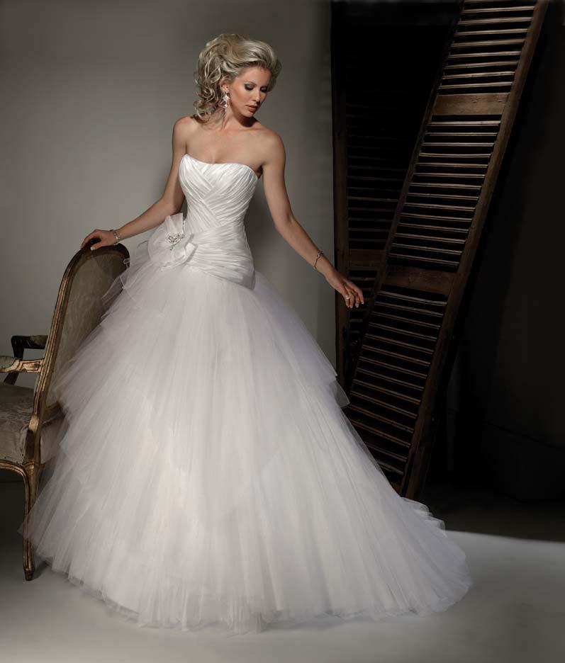 Výpredaj svadobných šiat! - GISELLE