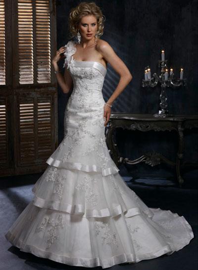 Výpredaj svadobných šiat! - CHANTELLE