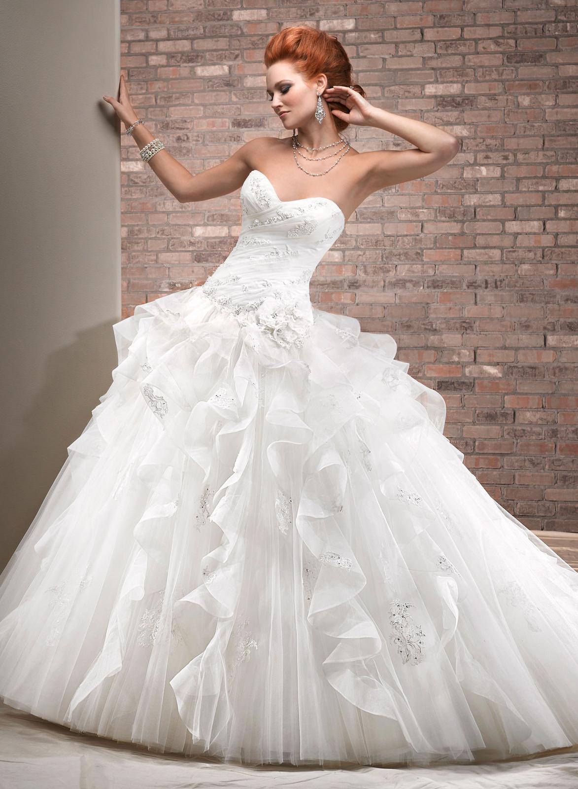 Výpredaj svadobných šiat! - SELINA