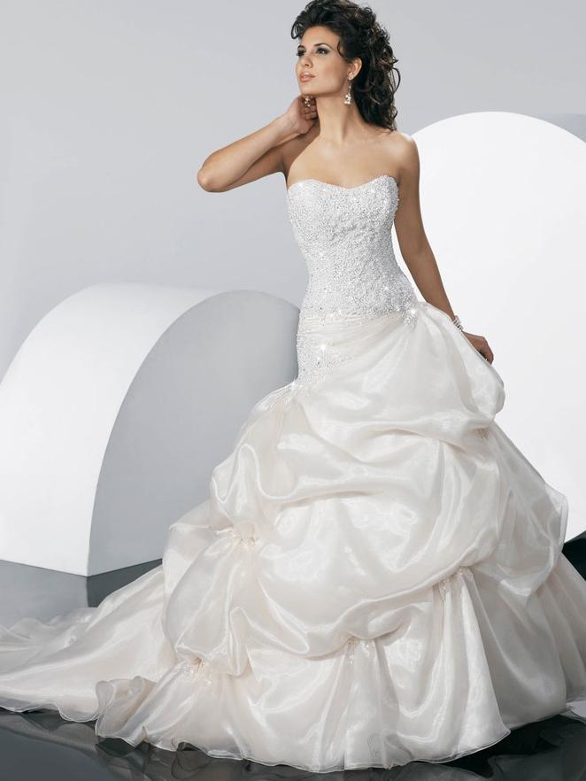 Výpredaj svadobných šiat! - JSM 1238