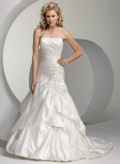 Výpredaj svadobných šiat! - SSM 5167