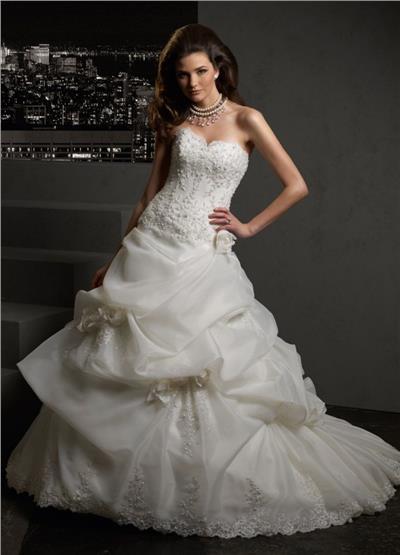 Výpredaj svadobných šiat! - FELICIDAD