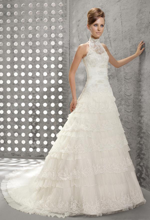 Výpredaj svadobných šiat! - BRAHMS