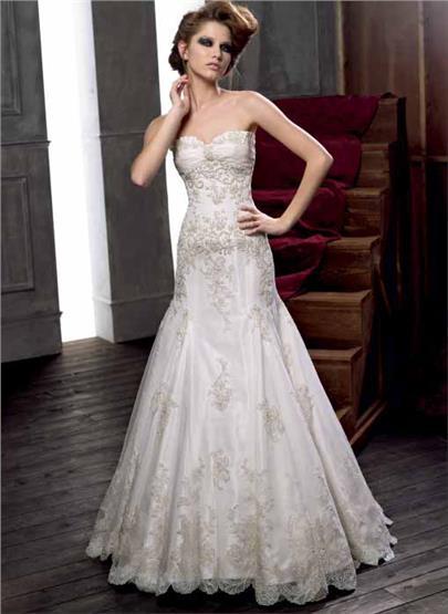Výpredaj svadobných šiat! - REBECCA