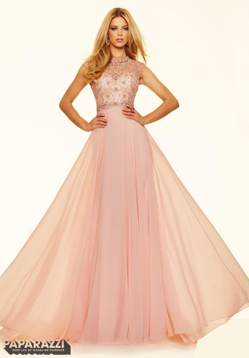 07dd0cdafeaf ♡ Nádherné spoločenské šaty ODESSA ♡ v salóne DIAMOND v ŽILINE ...