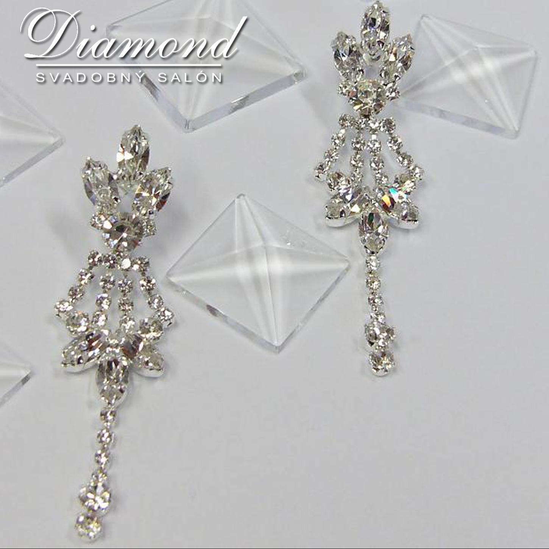Elegantný náhrdelník a náušnice - Obrázok č. 1