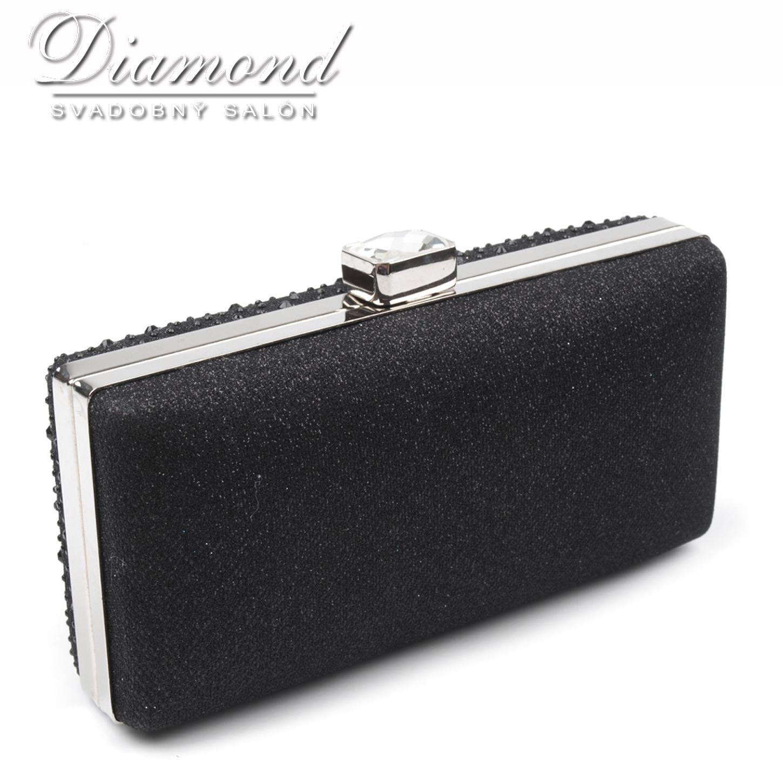 Luxusná lurexová kabelka - Obrázok č. 2
