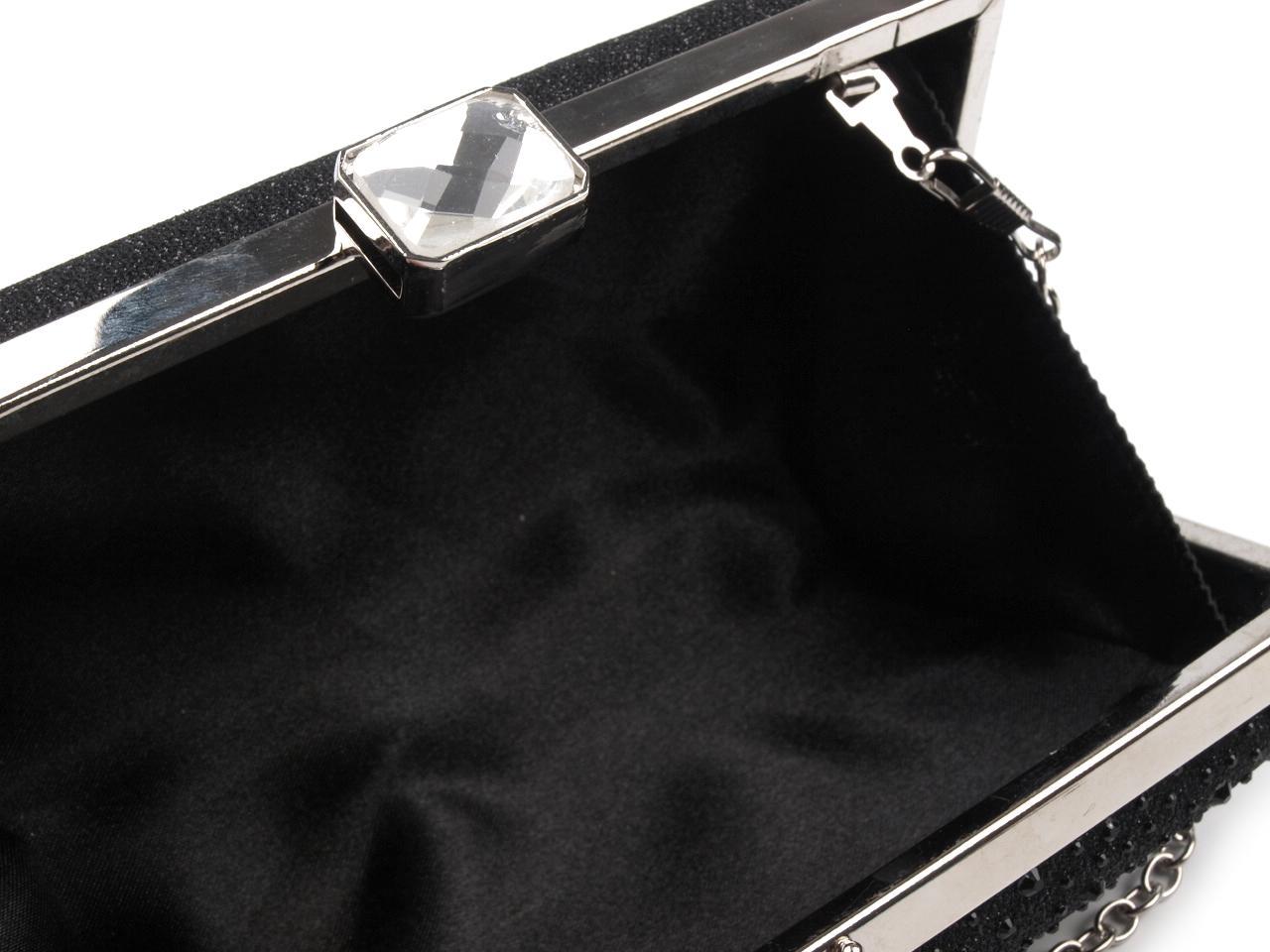 Luxusná lurexová kabelka - Obrázok č. 3