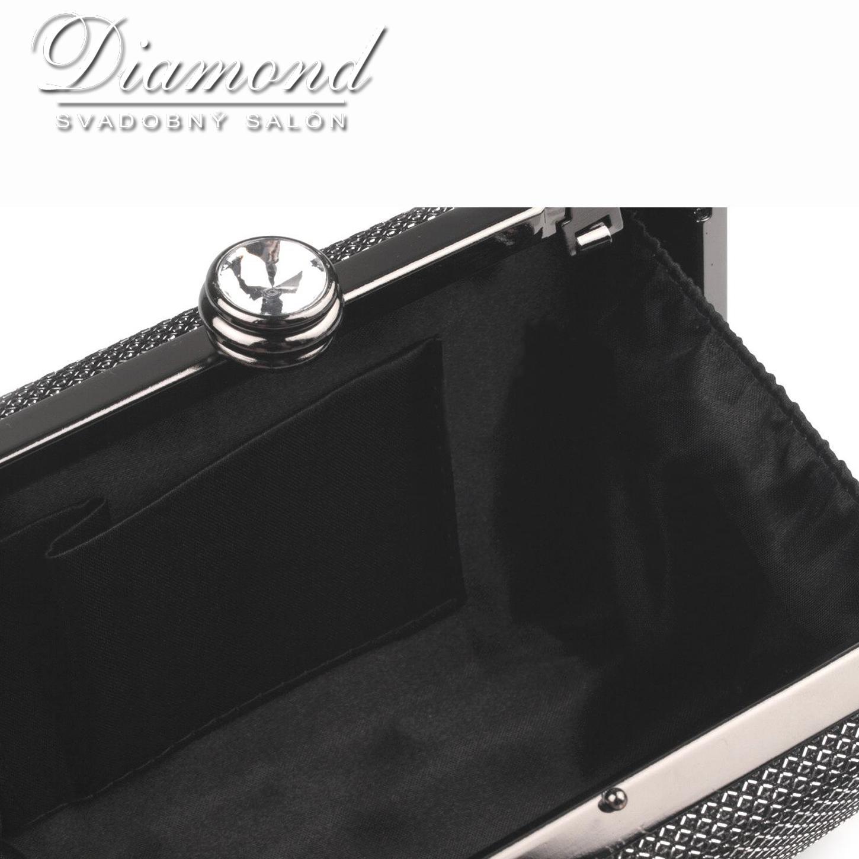 Zlatá lurexová kabelka - Obrázok č. 2