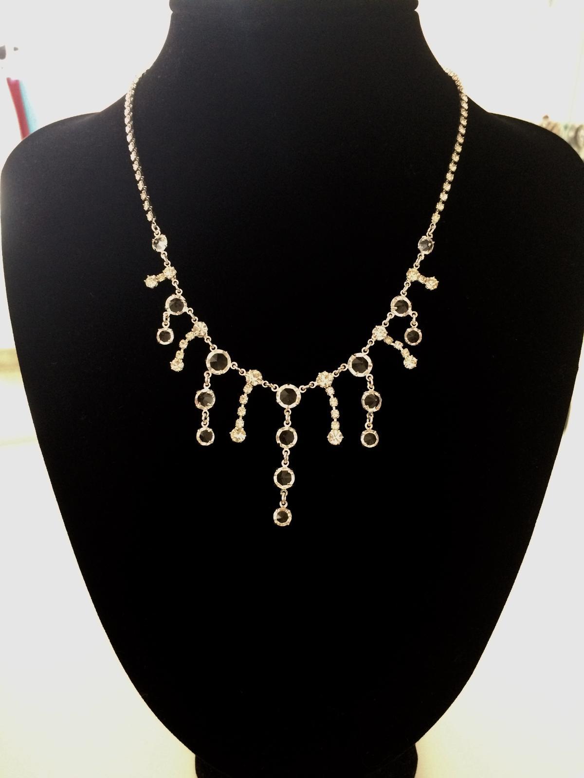 Jemný náhrdelník - NOVÝ TOVAR - Obrázok č. 1