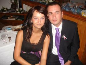 my :-) na svadbe Peťkovho bratranca