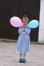 Balóniky všade