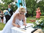 Propiska na svatební obřad,