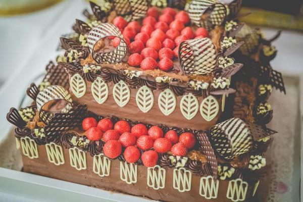 Naša čokoládová s nugátovo-karamelovou... - Obrázok č. 1