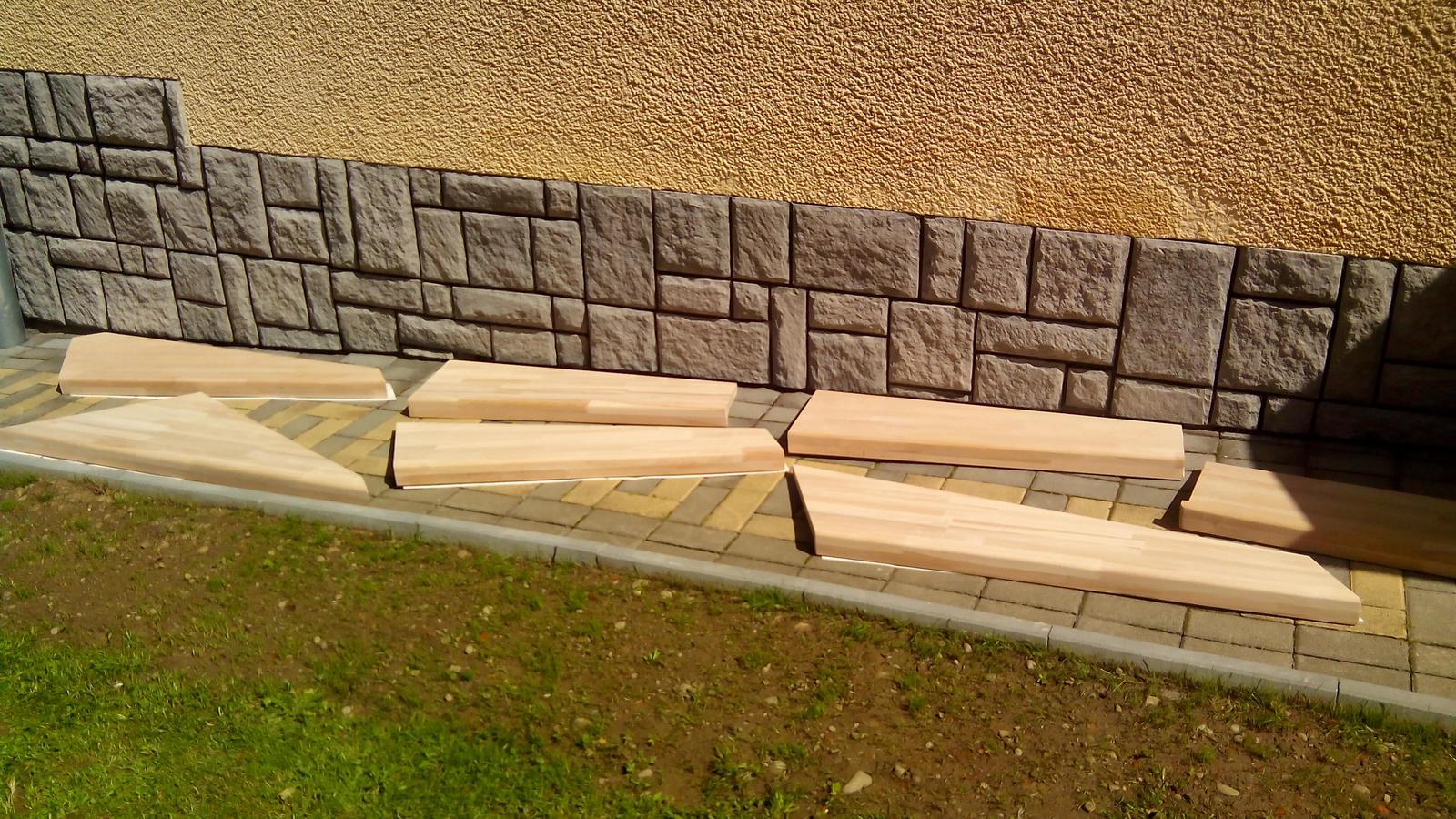 dreveneschody - Výroba schodníc (schodiska BUK) na mieru obrázok č.5.