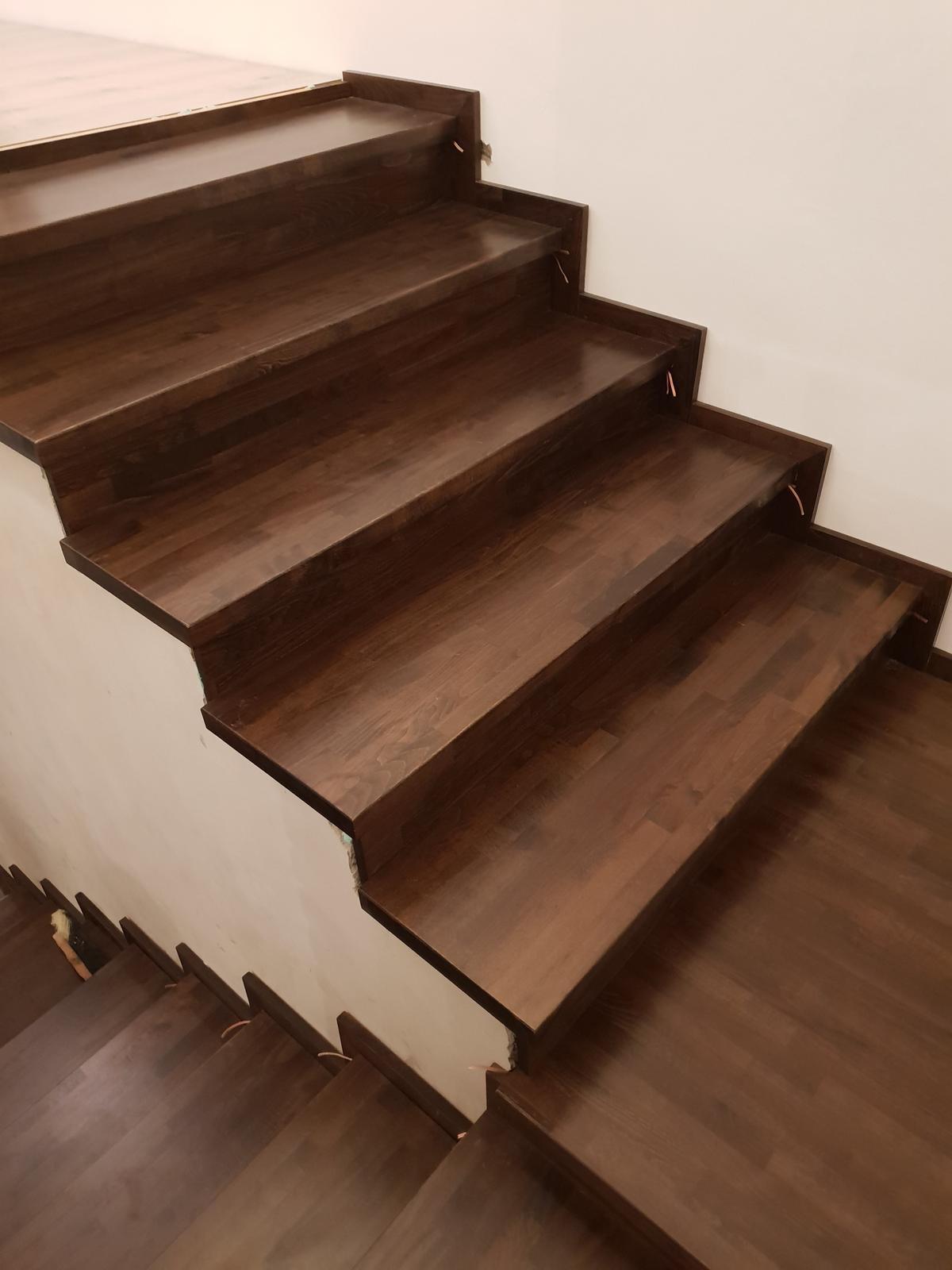 Drevené schody- BUK - Obrázok č. 5