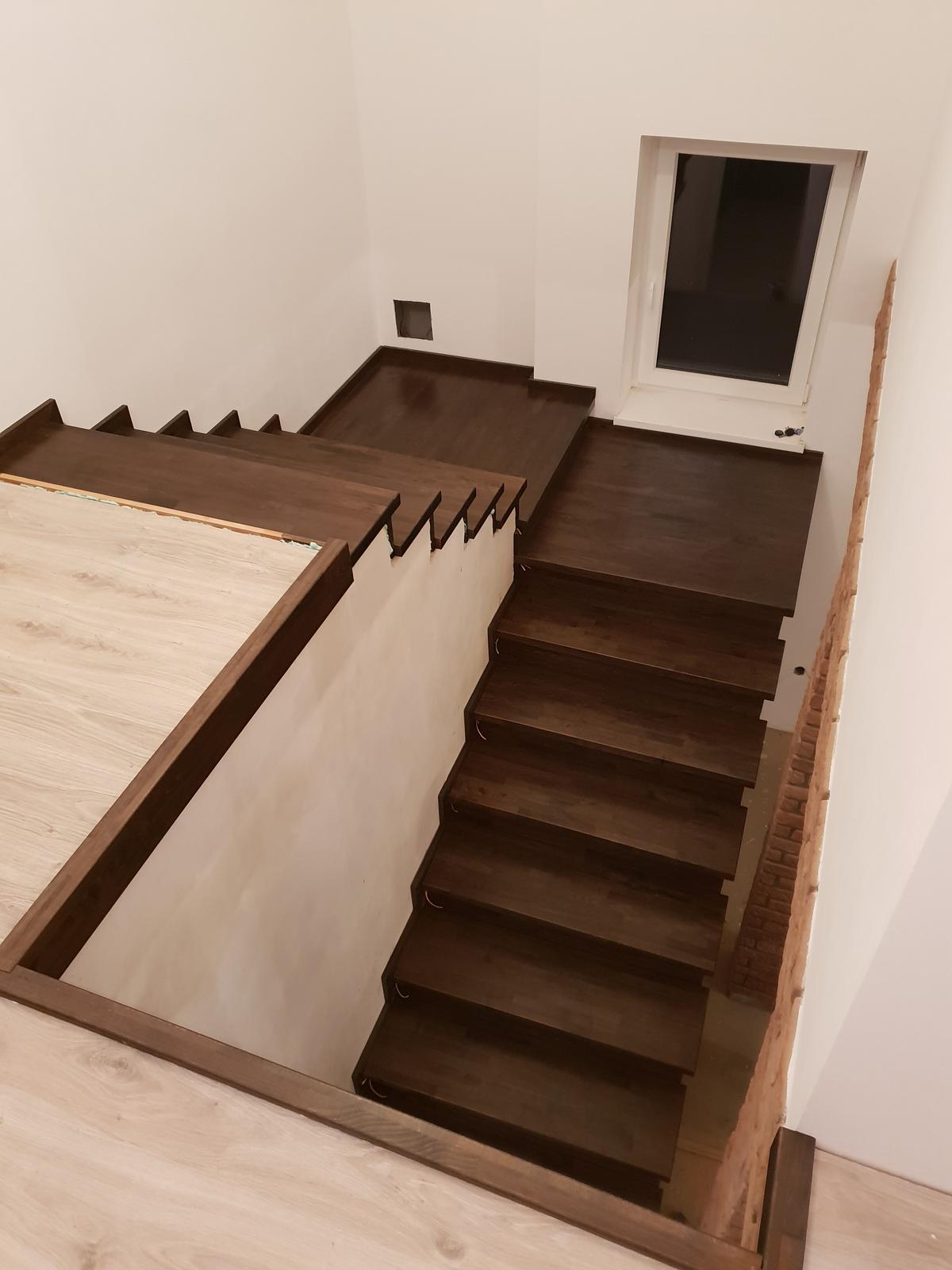 Drevené schody- BUK - Obrázok č. 6