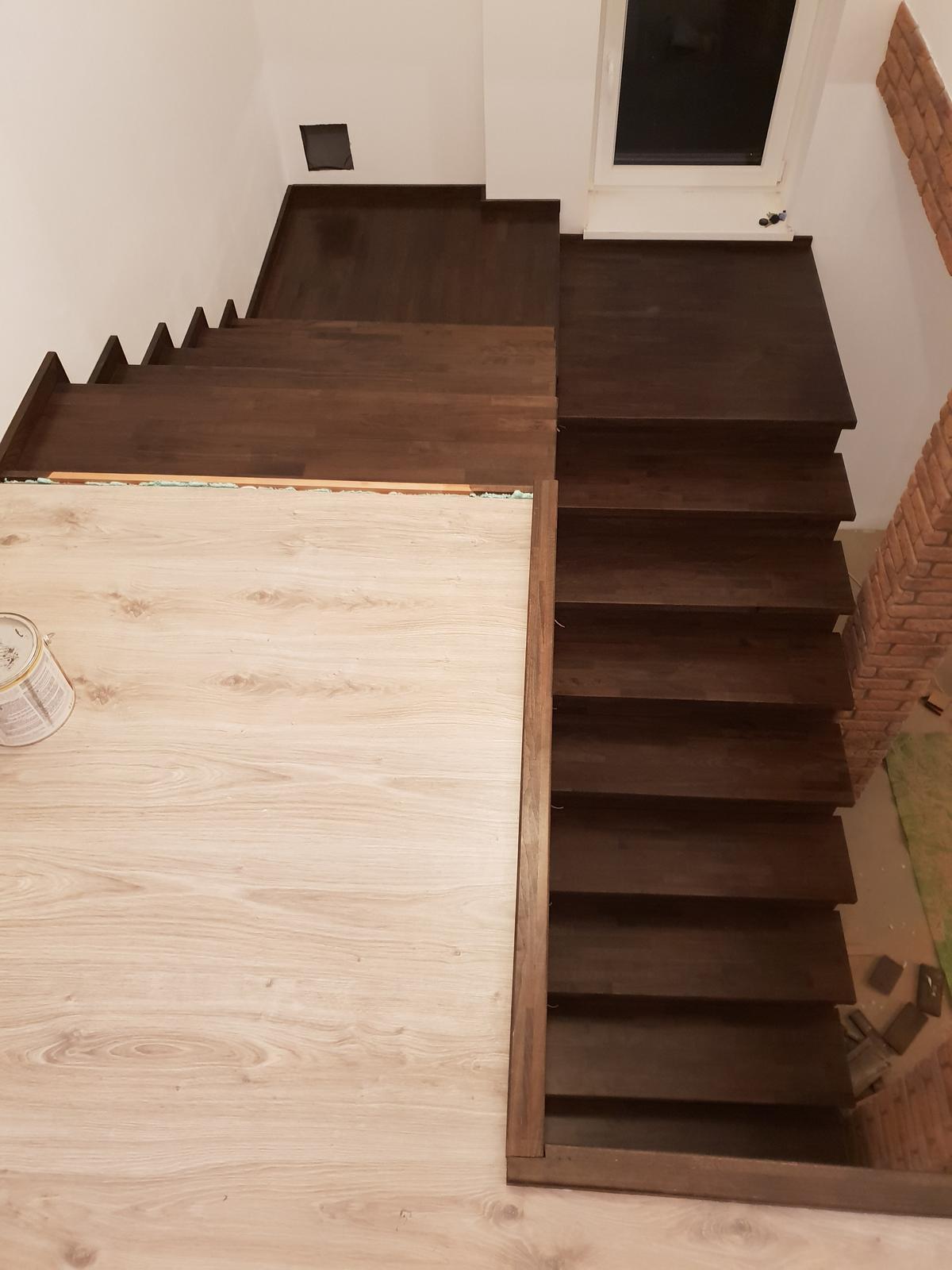 Drevené schody- BUK - Obrázok č. 7