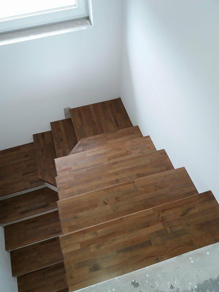 Drevené schody- BUK - Obrázok č. 10