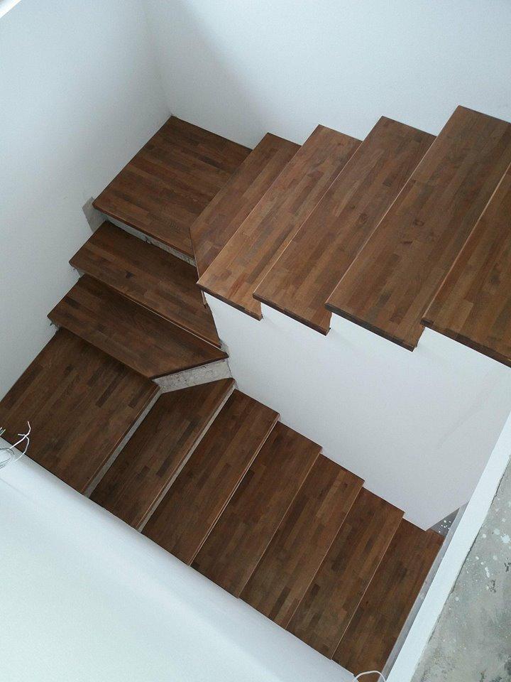 Drevené schody- BUK - Obrázok č. 11
