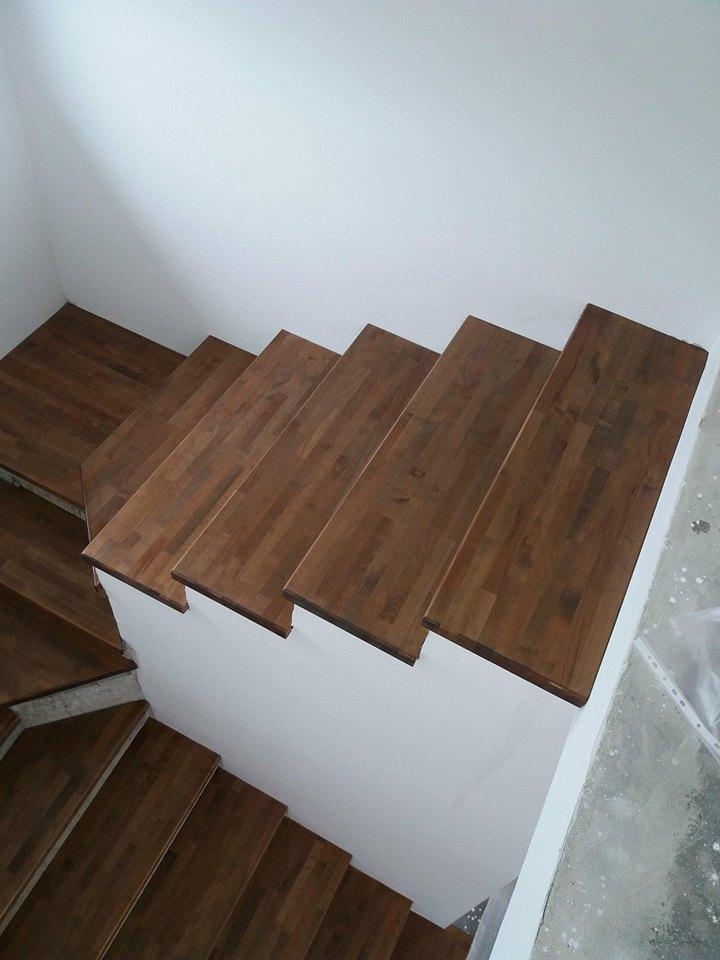 Drevené schody- BUK - Obrázok č. 12