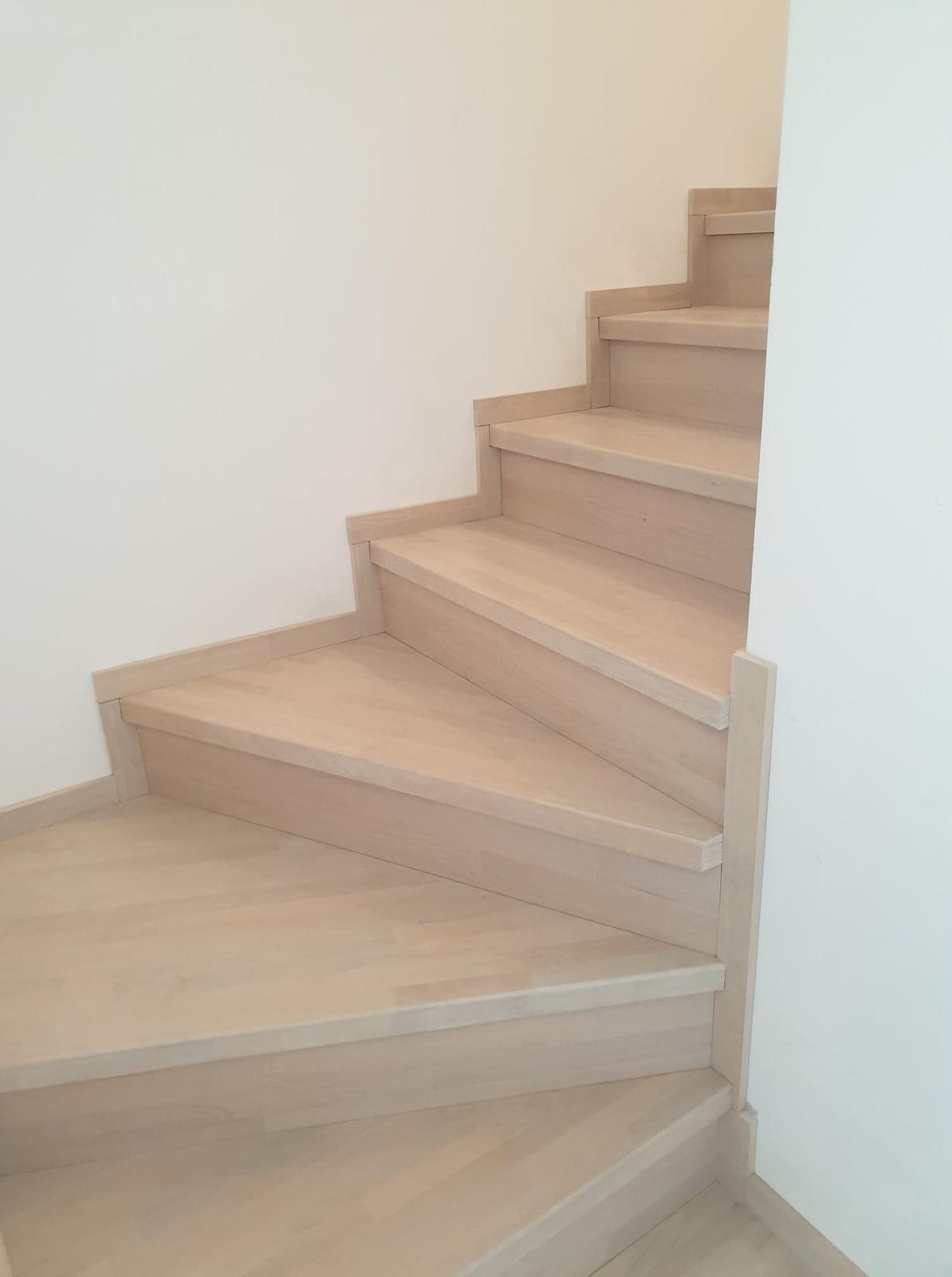 Drevené schody na mieru - BUK - 399 - Obrázok č. 4