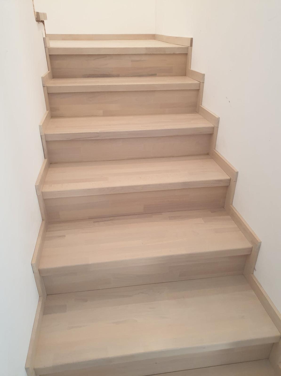 Drevené schody na mieru - BUK - 399 - Obrázok č. 6