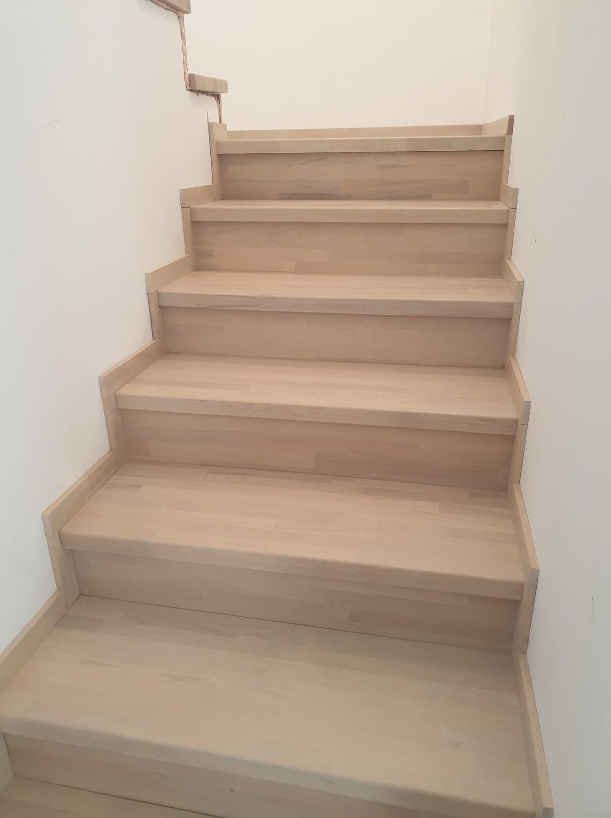 Drevené schody na mieru - BUK - 399 - Obrázok č. 8