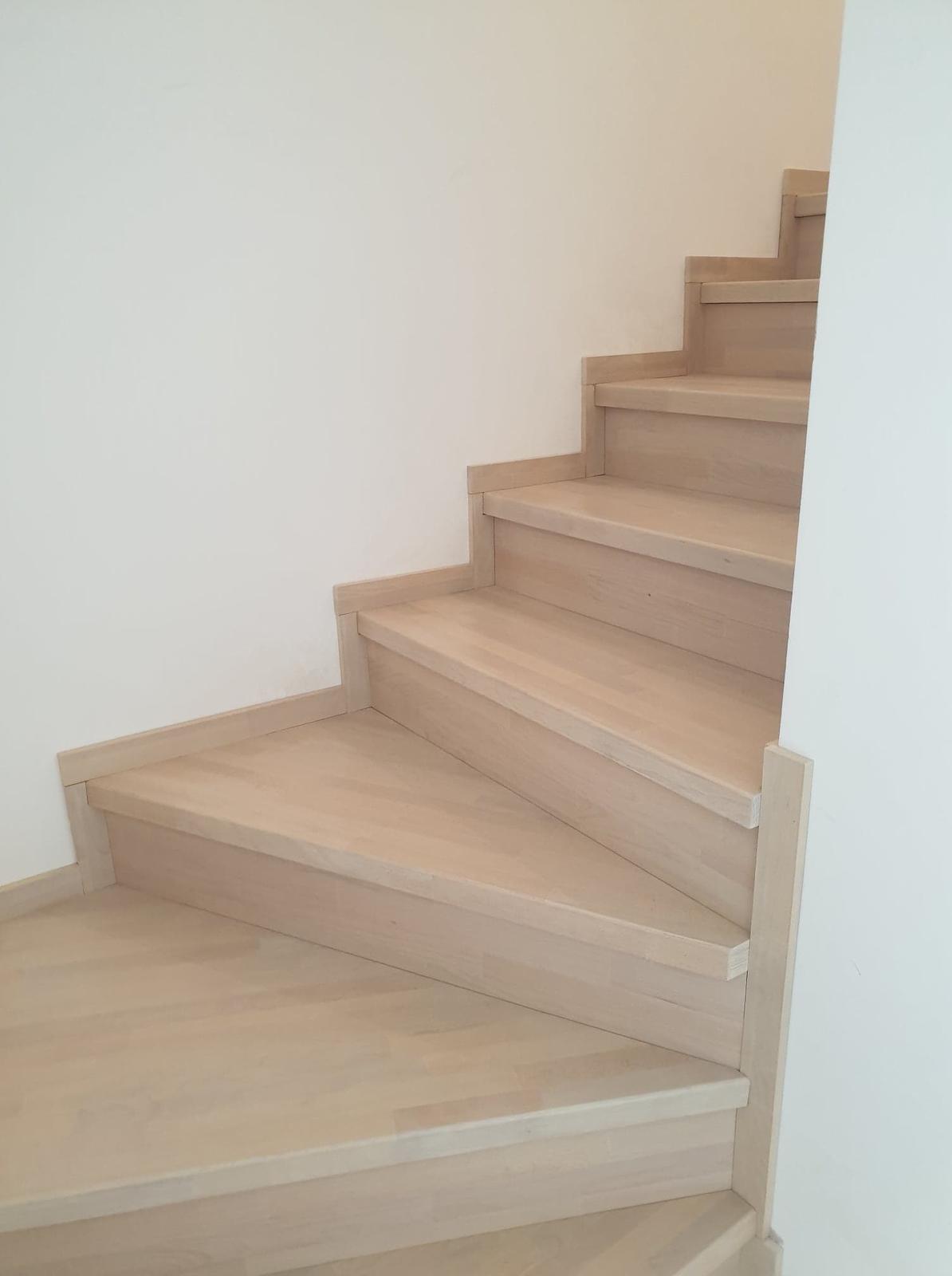 Drevené schody na mieru - BUK - 399 - Obrázok č. 9