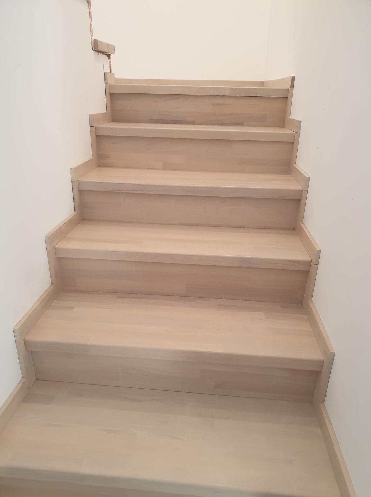 Drevené schody na mieru - BUK - 399 - Obrázok č. 10