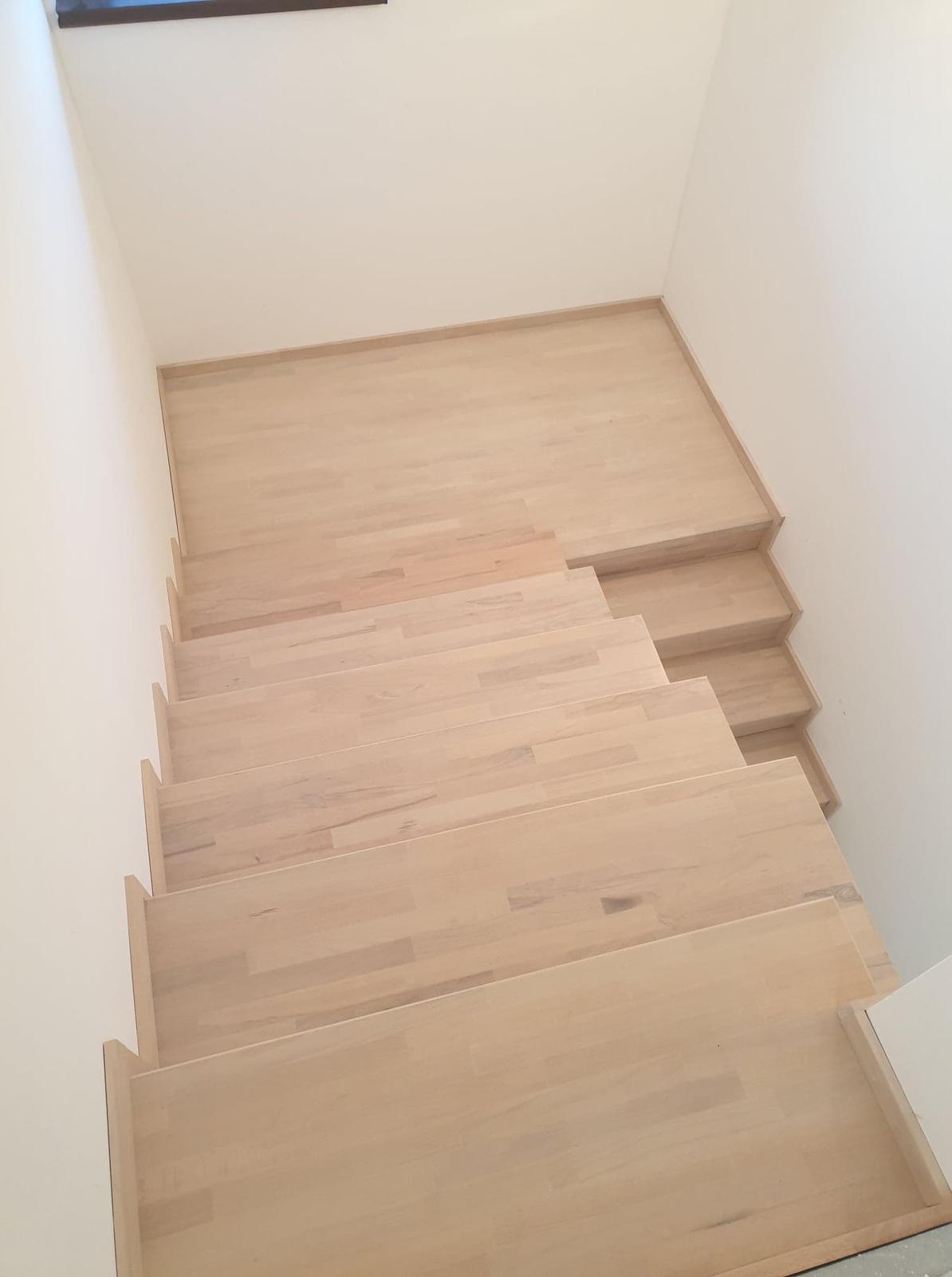 Drevené schody na mieru - BUK - 399 - Obrázok č. 11