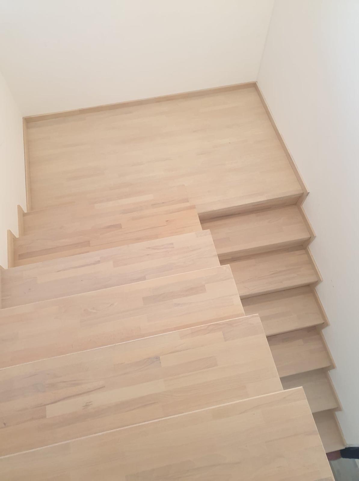 Drevené schody na mieru - BUK - 399 - Obrázok č. 13
