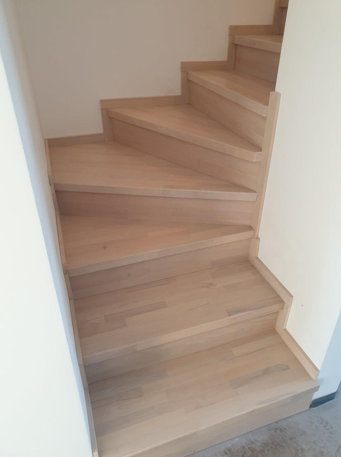 Drevené schody na mieru - BUK - 399 - Obrázok č. 14