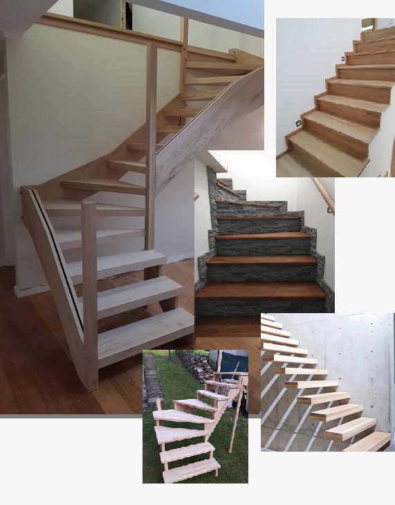 Drevené schody na mieru - BUK - 399 - Obrázok č. 25