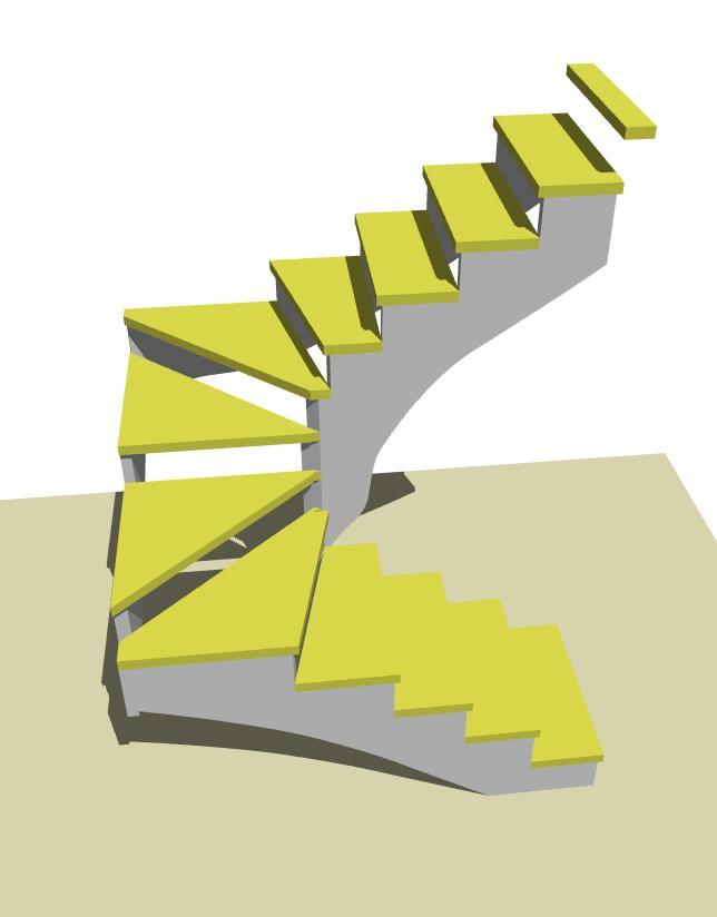 Návrhy schodov - Obrázok č. 69