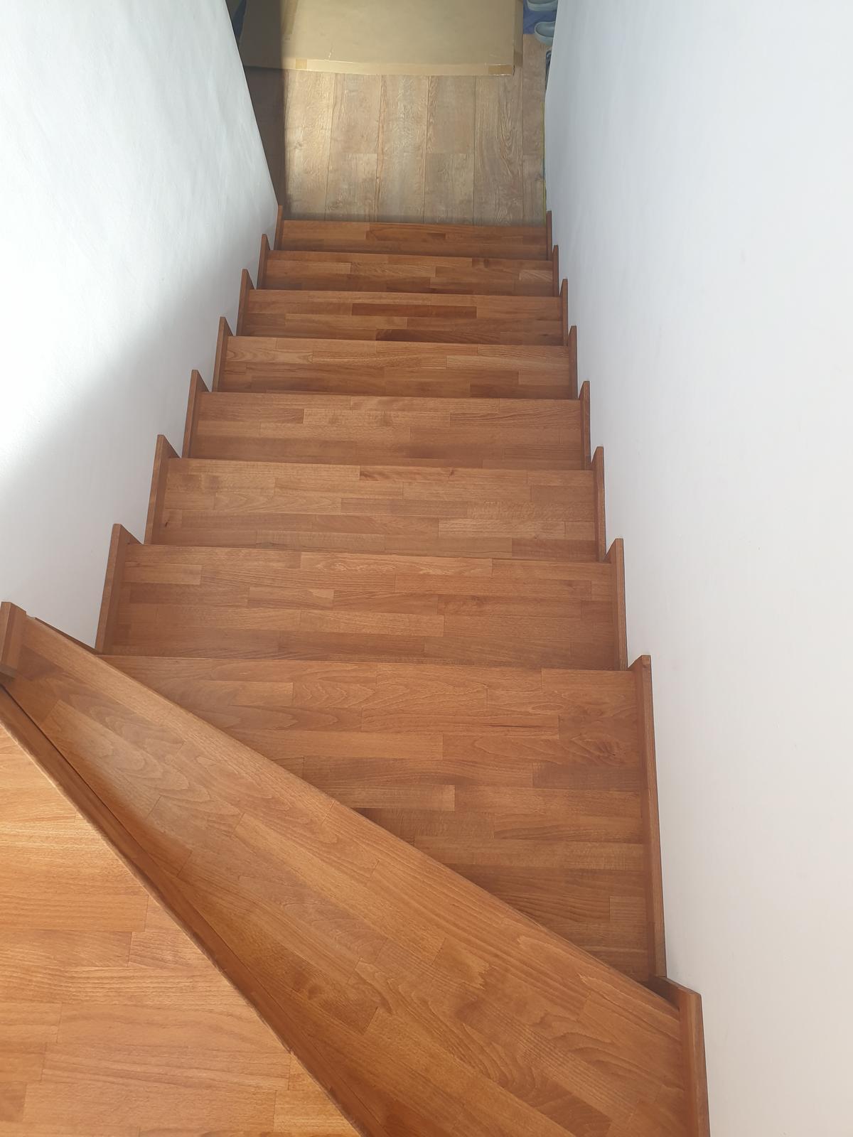 Drevené schody na mieru - BUK - 279 - Obrázok č. 3