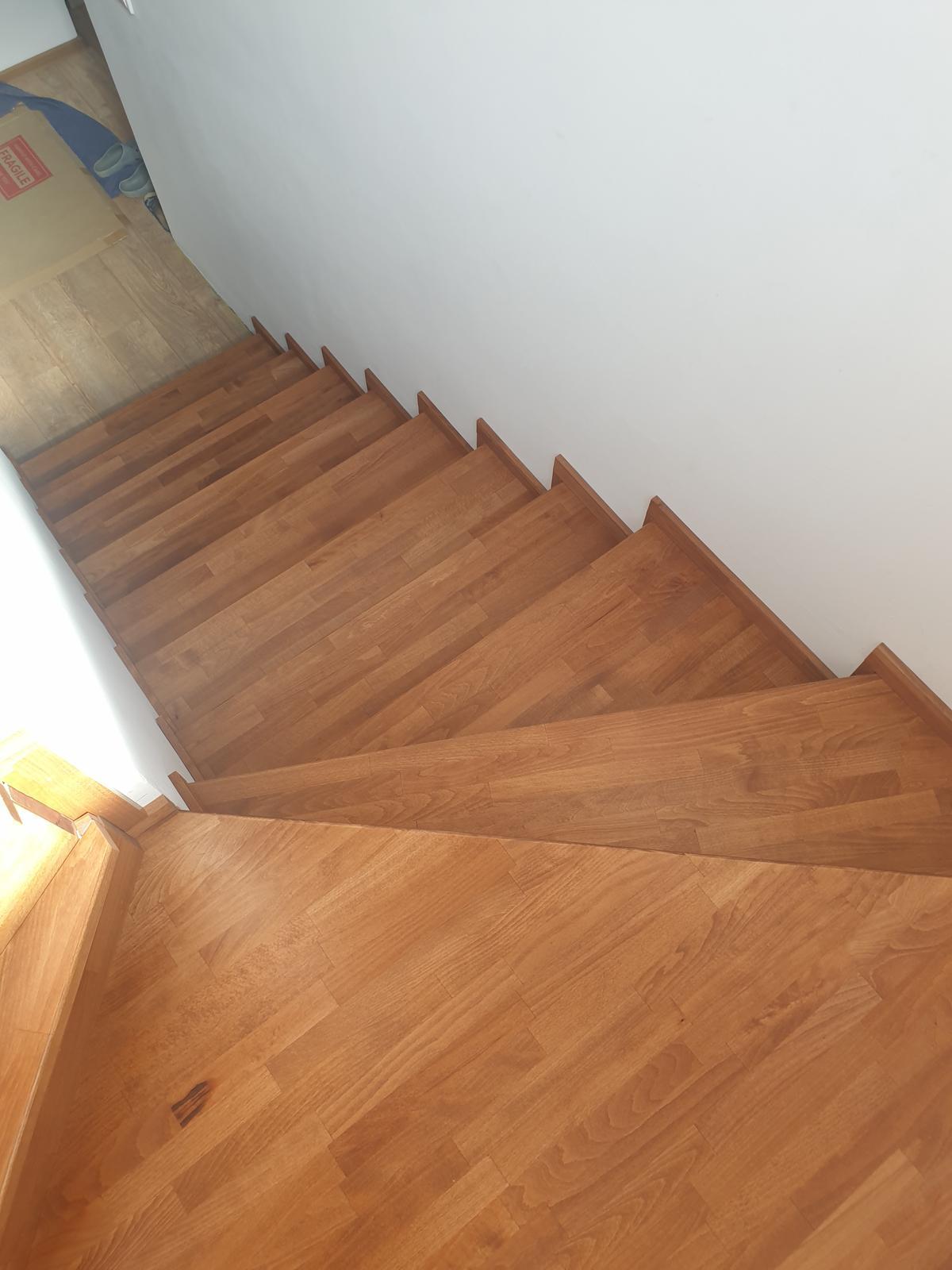 Drevené schody na mieru - BUK - 279 - Obrázok č. 4