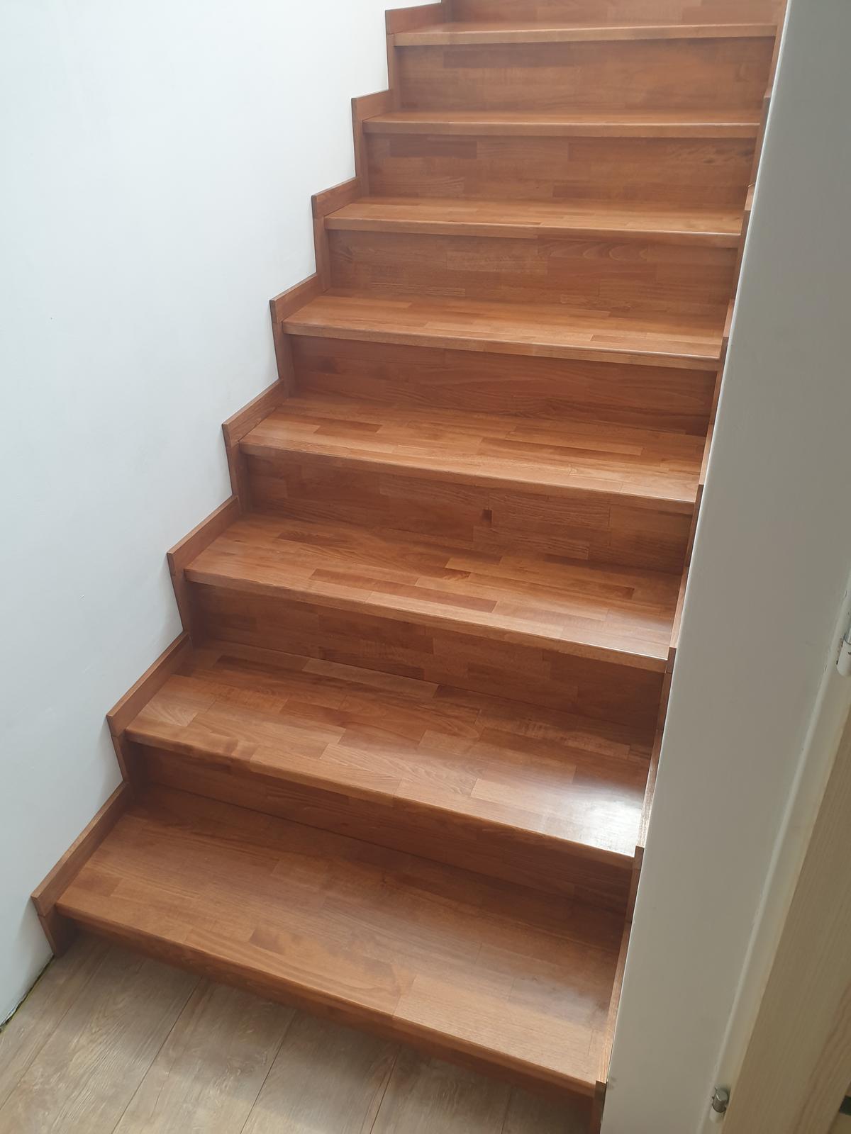 Drevené schody na mieru - BUK - 279 - Obrázok č. 5