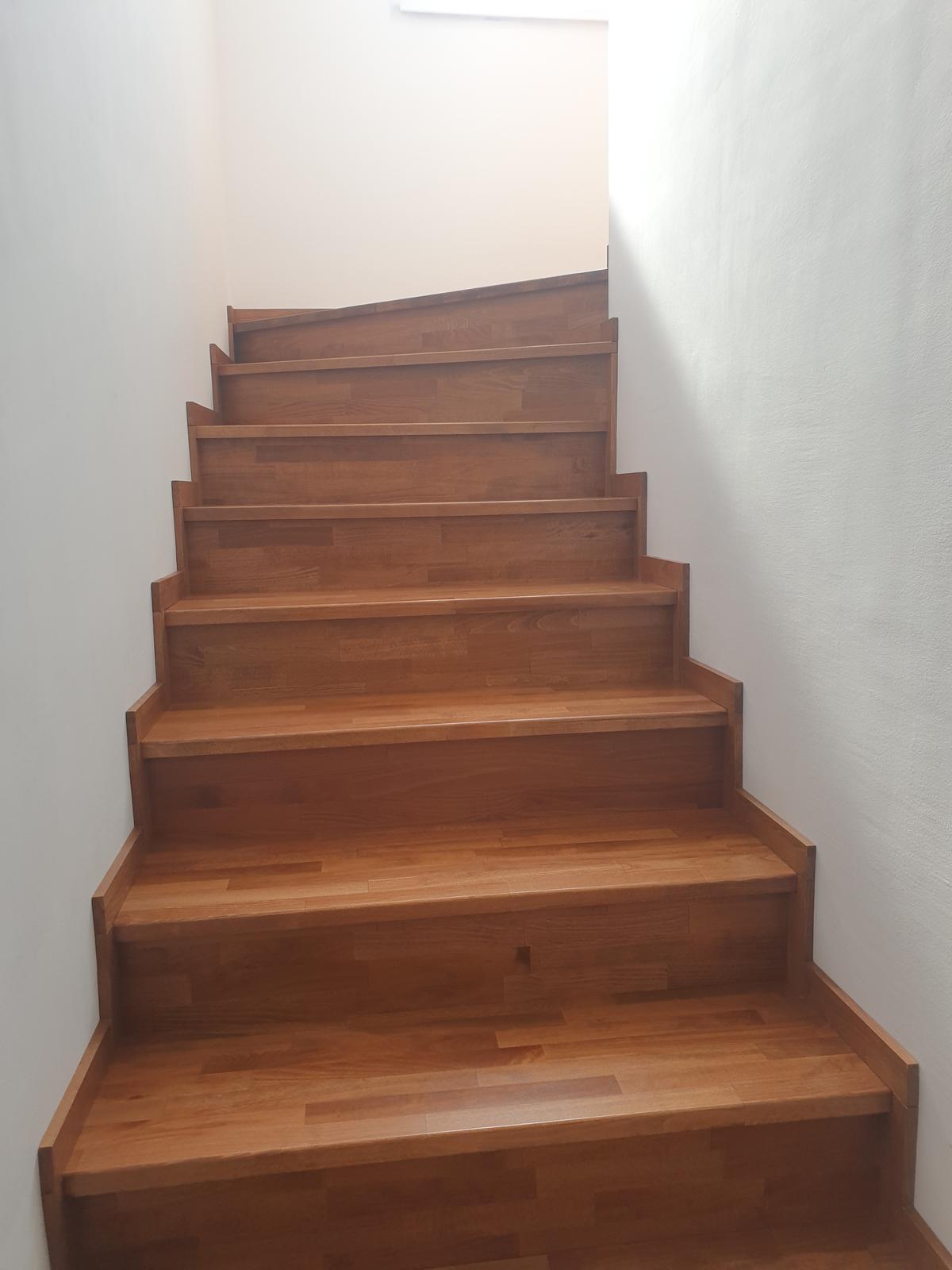 Drevené schody na mieru - BUK - 279 - Obrázok č. 6