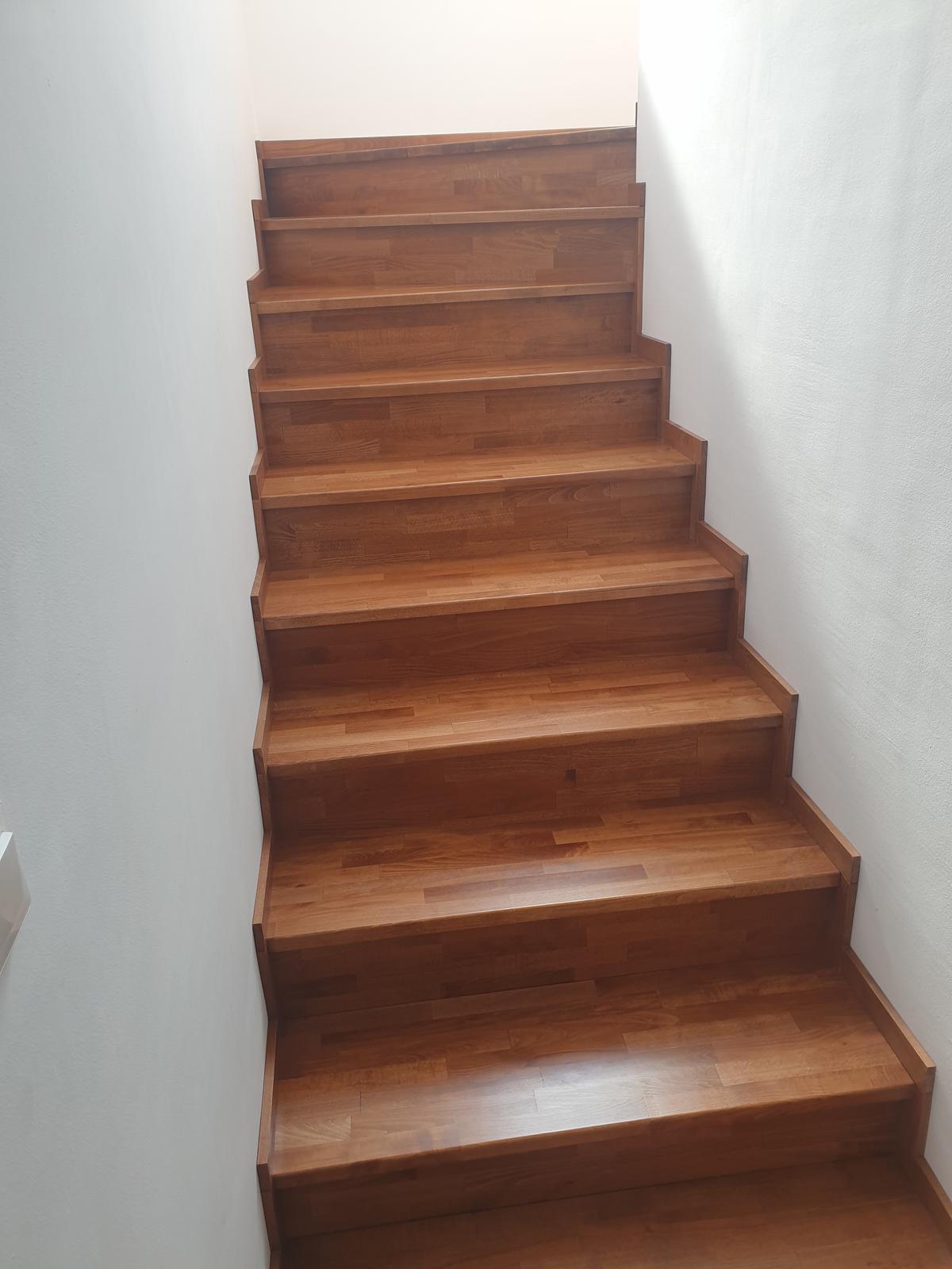 Drevené schody na mieru - BUK - 279 - Obrázok č. 8