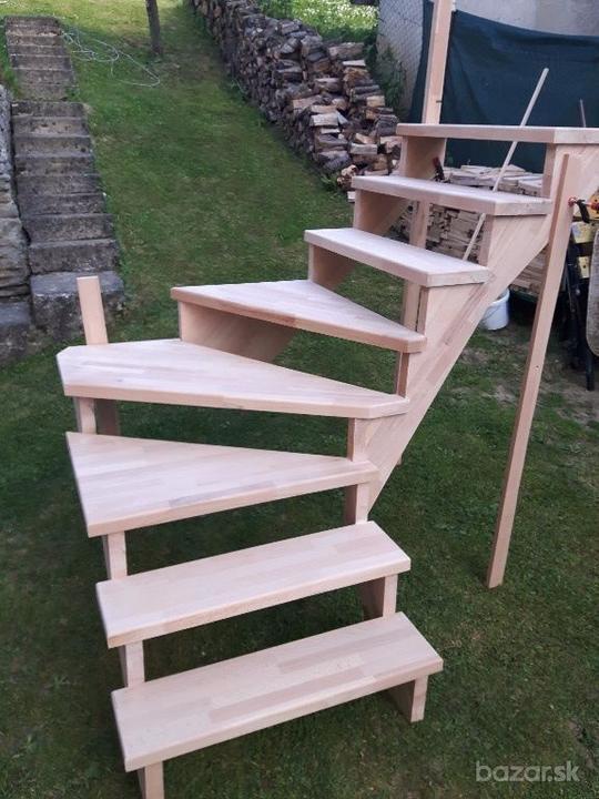 Drevené schody- BUK - Obrázok č. 36