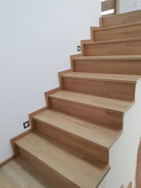 Drevené schody na mieru - BUK - 279 - Obrázok č. 10