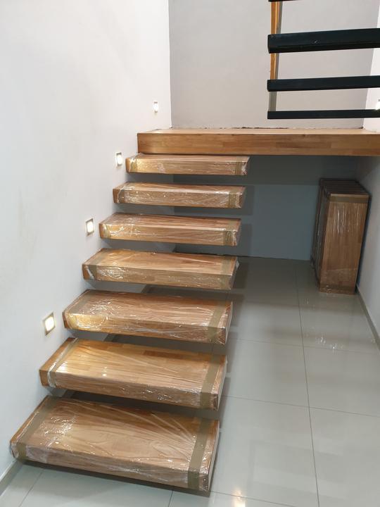 Drevené schody na mieru - BUK - 279 - Obrázok č. 12