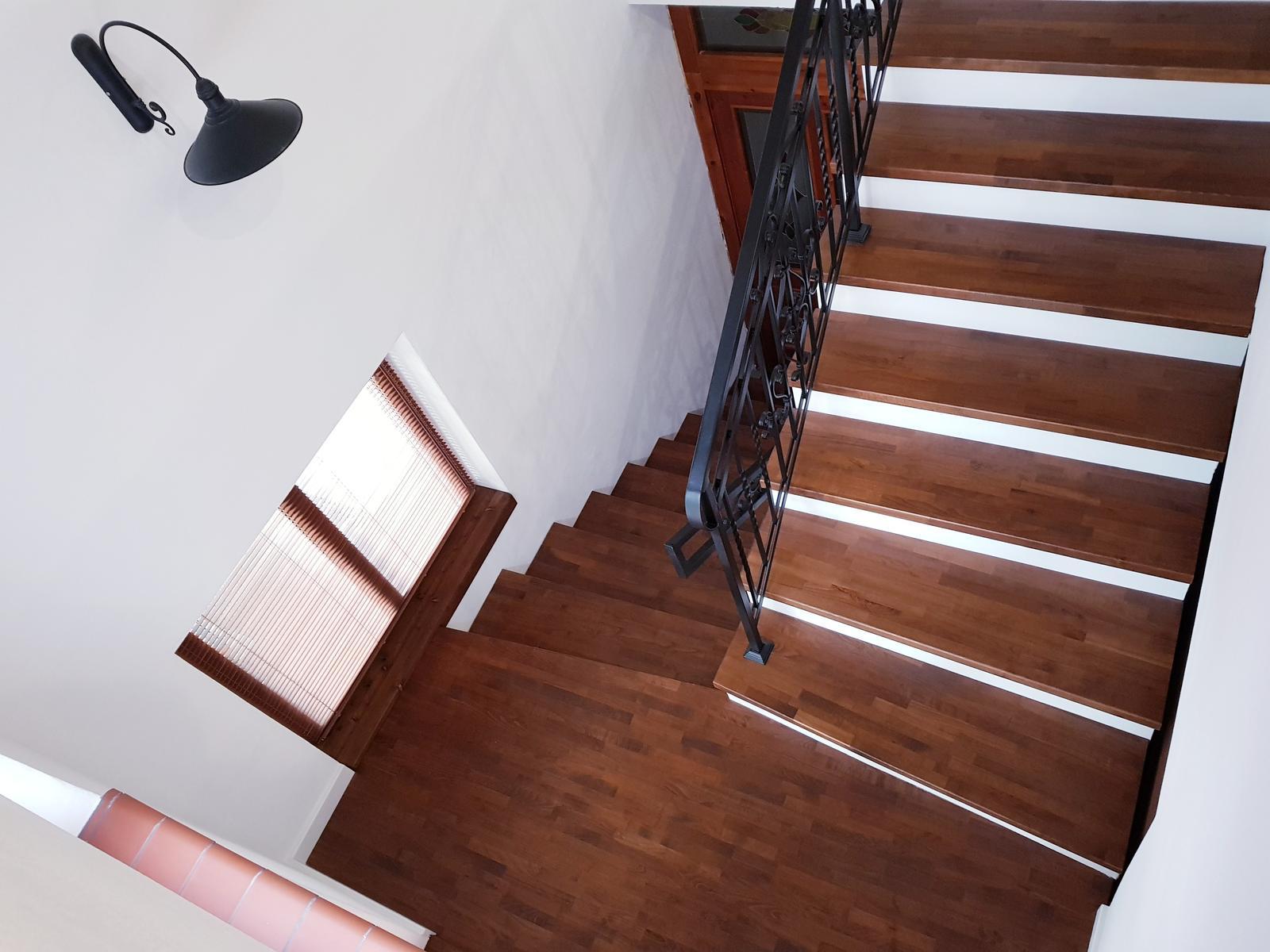 Drevené schody na mieru - BUK - 279 - Obrázok č. 14