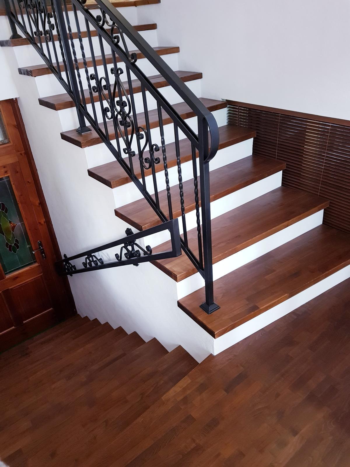 Drevené schody na mieru - BUK - 279 - Obrázok č. 16