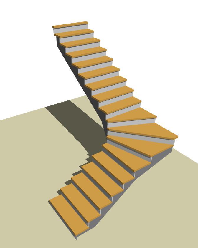 Návrhy schodov - Obrázok č. 78