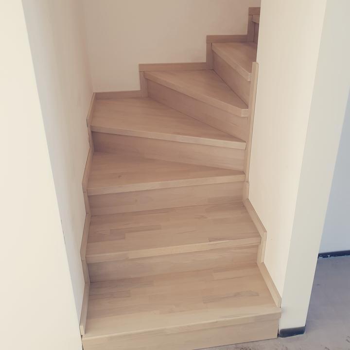 Drevené schody na mieru - BUK - 279 - Obrázok č. 19
