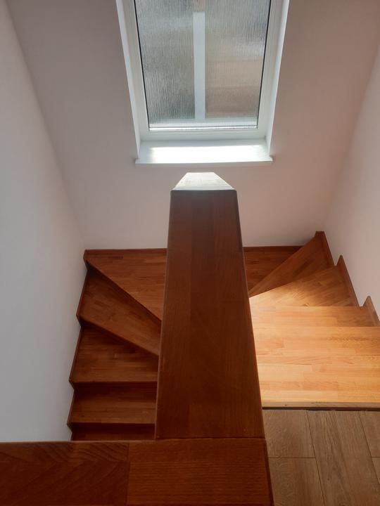 Drevené schody na mieru - BUK - 279 - Obrázok č. 21