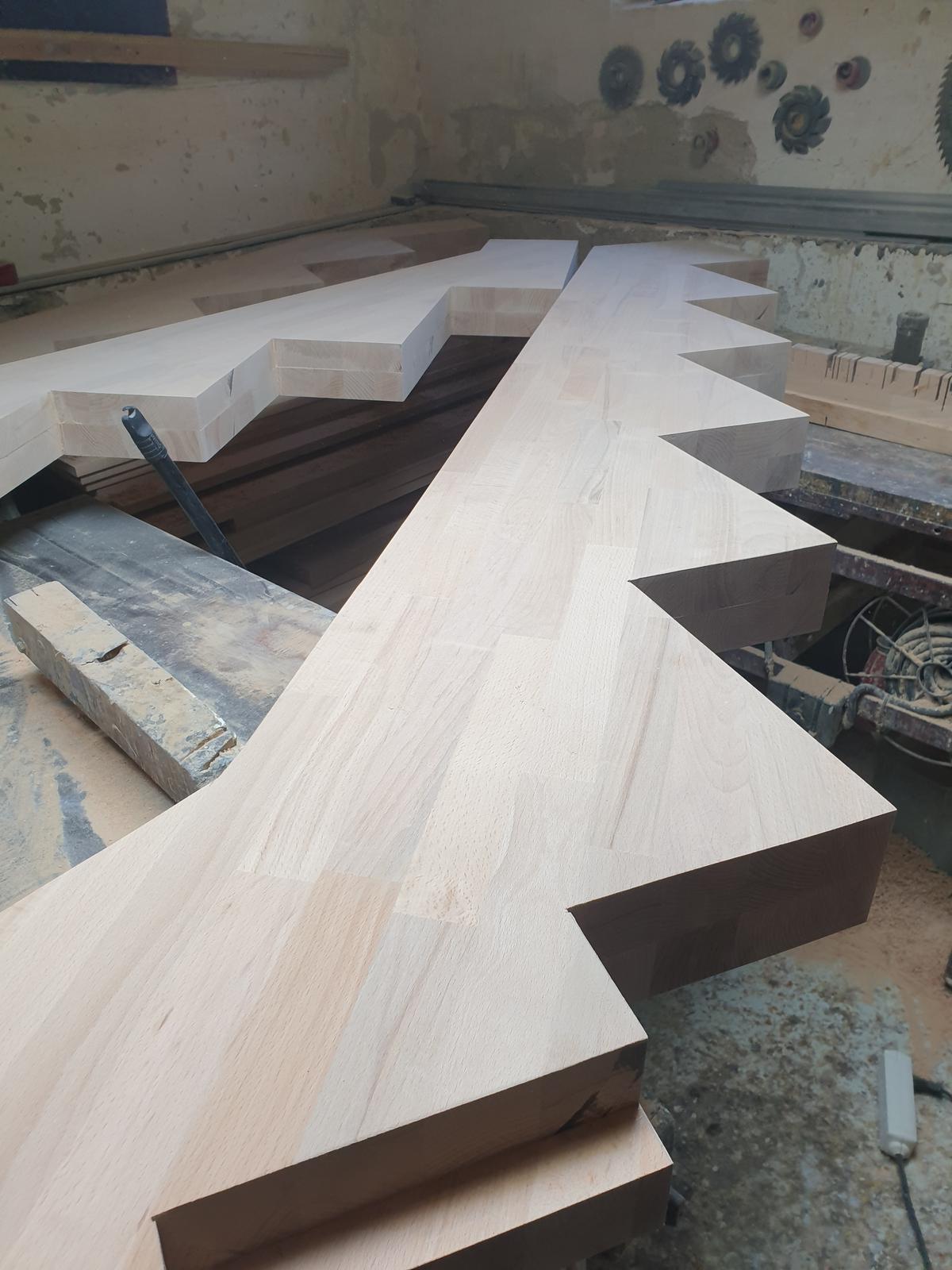 Drevené schody- BUK - Obrázok č. 41
